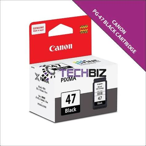 Cartridge Kosongan Canon Pg 47 Black Bekas Original pg 47 black canon pixma ink cartrid end 11 15 2017 3 15 pm