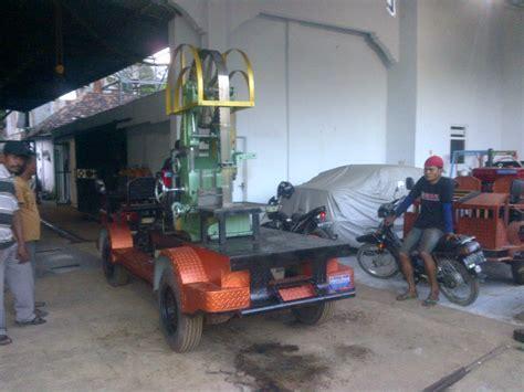 Tempat Jual Cetakan Batako proses pengiriman mesin benso jalan cv bengkel murni