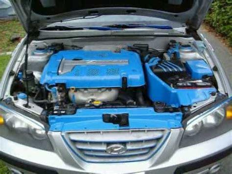 how cars engines work 2004 hyundai elantra windshield wipe control bay engine paint plastic trim elantra gt 2004 youtube