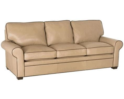 american classic sofa classic leather morgan sofa sleeper 11508 slp set