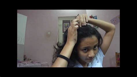 new sri lankan girrls hair styles elegant bohemian hairstyles under 2 mins youtube