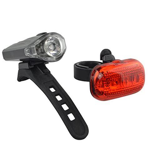 Lu Led Motor Trail lumintrail bright led commuter safety bike light set