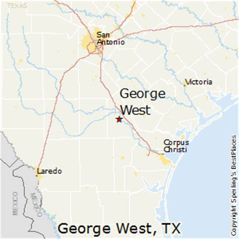 best places to live in george west