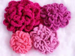 Crochet patterns for creating beautiful flowers arts to crafts