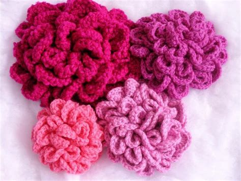 flower pattern of crochet free crochet flower patterns roses quotes