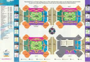 Mall Of America Floor Plan by The Mallmanac Extant Assets Mall Of America