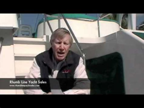 catamaran vs monohull in rough seas pdq 41 power catamaran offshore doovi