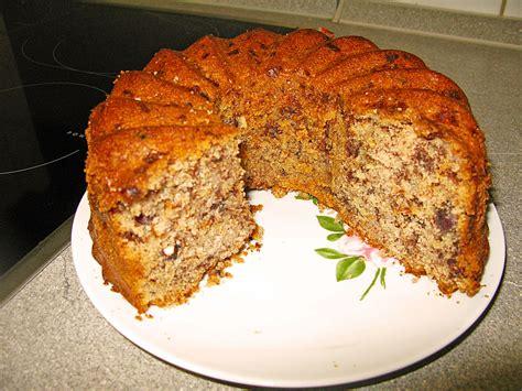 kuchen schokolade nuss schokolade kuchen rezept mit bild christina1208