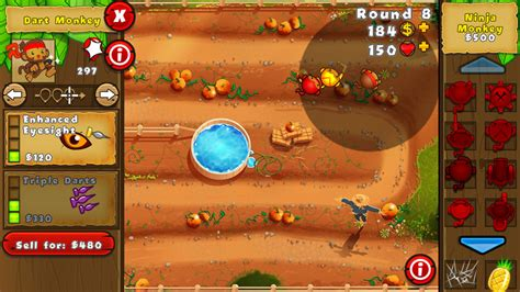 bloon td 5 apk bloons td 5 for samsung galaxy tab 3 7 0 for android tablets