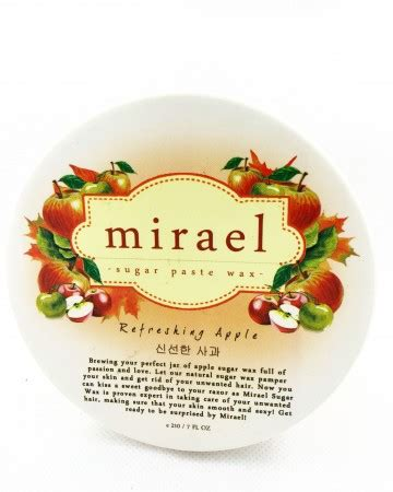 mirael sugar wax