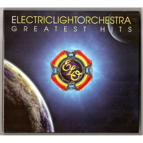 electric light orchestra greatest hits greatest hits 2 cd and sealed worldwide free shipping