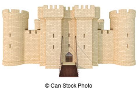 castle walls stock illustrations 2 546 castle walls clip