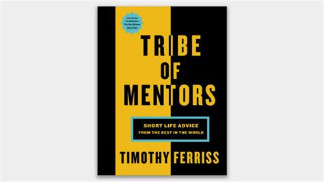 tribe of mentors advice from the best in the world books 15 buku startup dan entrepreneurship pilihan di tahun 2017