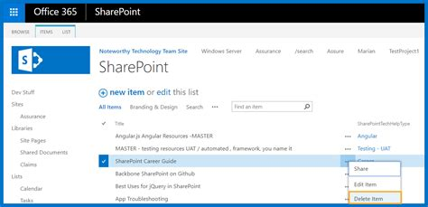 search protect uninstall does not work microsoft cannot delete document or list item from sharepoint