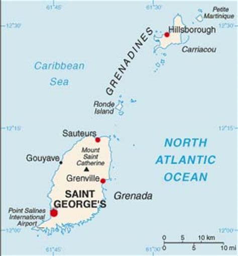 5 themes of geography barbados grenada latitude longitude absolute and relative