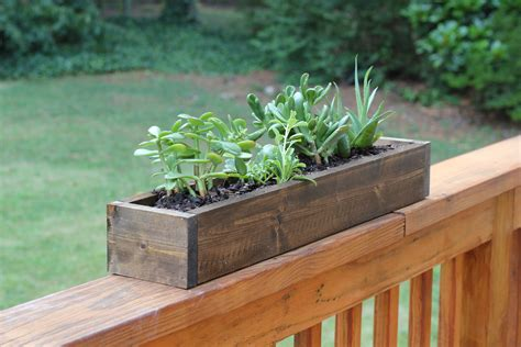 diy planters apartment diy build your own planter box rent com blog