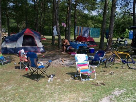 Cabin Lake Beulaville Nc by Csite In The Tent Area Picture Of Lake Leamon