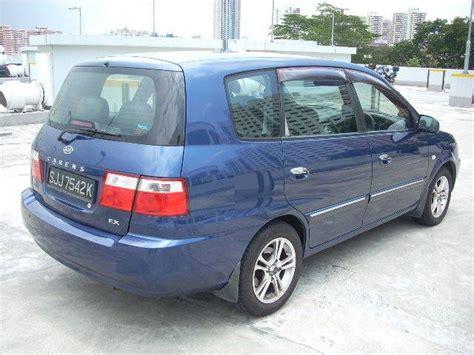2004 Kia Fuel 2004 Kia Carens Pictures