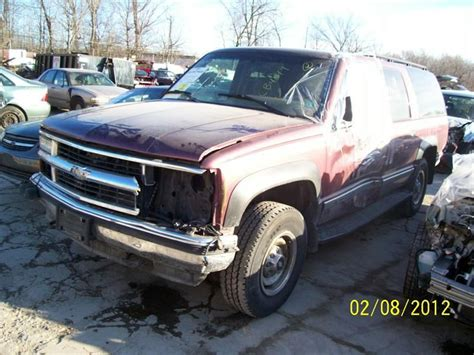 1996 gmc 1500 parts 1996 gmc suburban 1500 remove engine assembly 1996 gmc