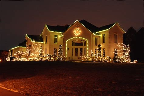 home decoration light outside christmas lights ideas homesfeed