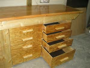 12 Inch Deep Bench Monster Workbench And Drawer Units By Knotcurser