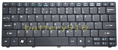 Keyboard Mini Acer new genuine keyboard for acer emachine em350 nav51 355 em355 zh9 netbook mini ebay