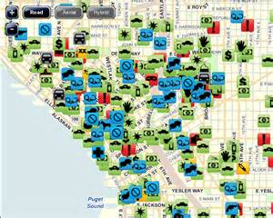 Crime Map Seattle by Rostad Realty 187 Seattle Crime Map Now Available