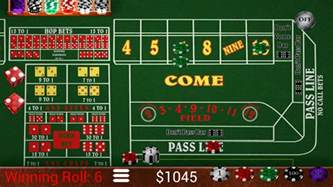 craps trainer free android apps on play