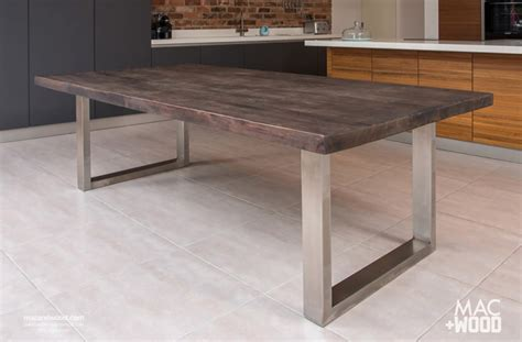 Kitchen Wood Table The Signature Table By Mac Wood See Our Most Popular Design