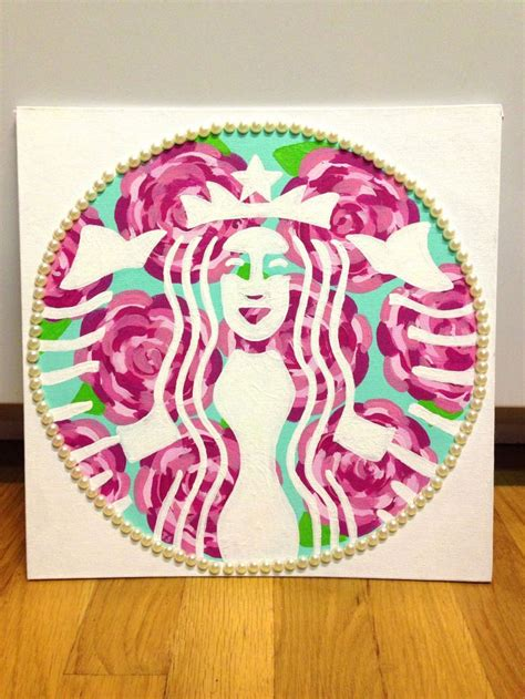 lilly pulitzer for starbucks 1000 ideas about starbucks logo on pinterest disney