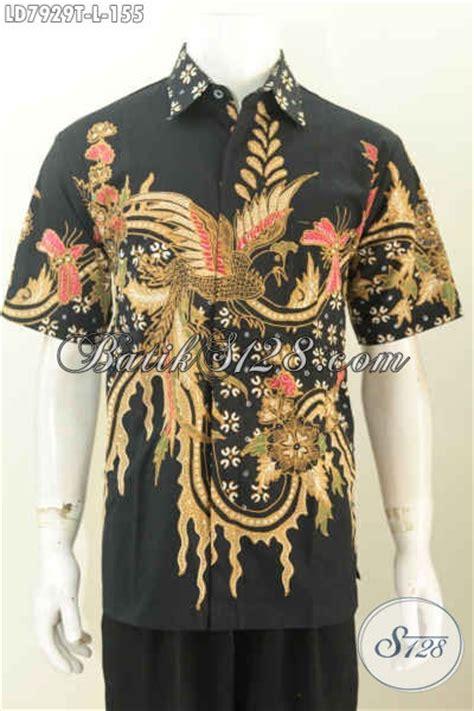 Hem Batik Jawa baju hem batik jawa tengah kemeja batik modern lengan
