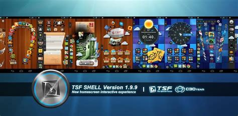 tsf launcher full version apk free direct download android games tsf shell apk v 1 9 9