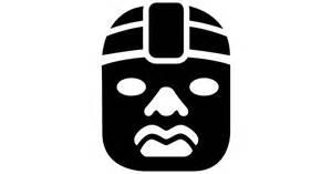 imagenes de olmecas para colorear cabeza olmeca de m 233 xico iconos gratis de arte