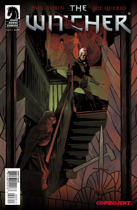 The Witcher Volume 1 House Of Glass Graphic Nove Buruan Ambil the witcher house of glass est disponible actualit 233 s