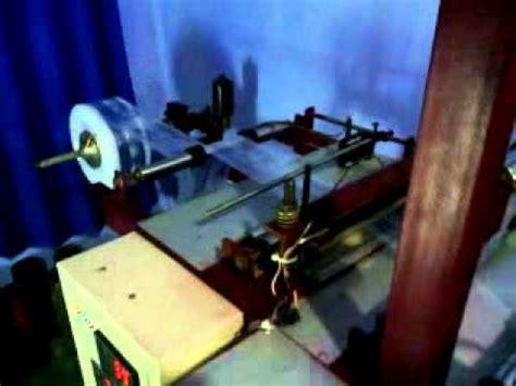 Mesin Las Rol mesin potong plastik