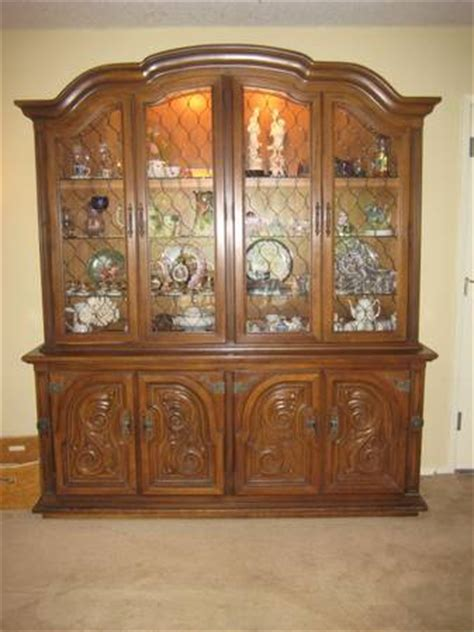 1960s China Cabinet 1960s China Cabinet For Sale