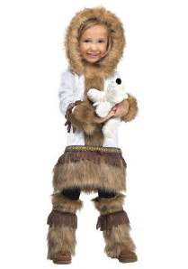 toddler girls halloween costumes toddler girls eskimo costume