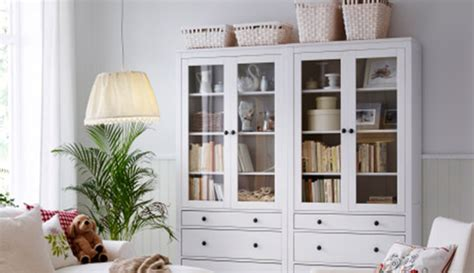Besta Landhaus by Vitrinen Vitrinenschr 228 Nke G 252 Nstig Kaufen Ikea