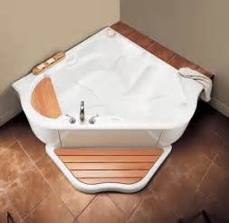 corner air jet bath tub tmu from bainultra two person bath