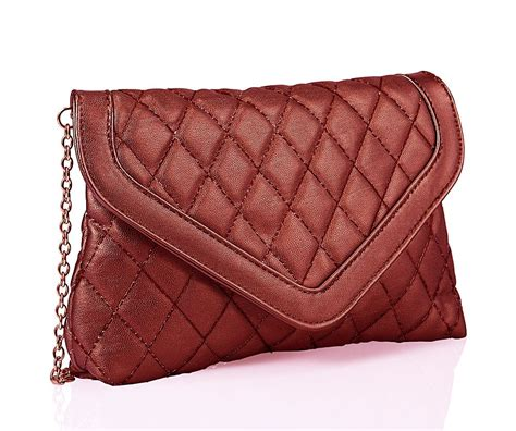 Clutch Bag quilted envelope clutch bag prom prom worthy