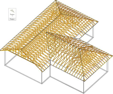 Prefabricated Roof Trusses by Prefabricated Metal Plated Wood Trusses The Inspector