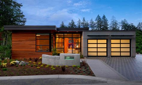 20 Modern Attached Garage Design Ideas With Pictures