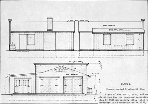 hsr layout book shop herbert hoover nhs historic structures report plates