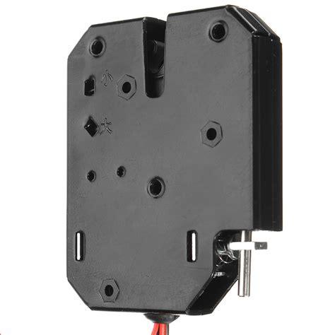 Magnetic Cabinet Door Locks K02 12v Dc 2a Electric Magnetic Lock Intelligent Cabinet Door Lock Fail Secure Alex Nld