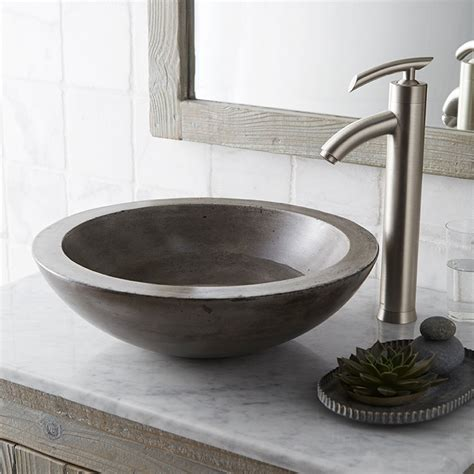 bathroom sink vessel morro vessel bathroom sink native trails