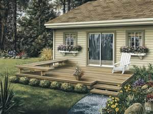 dewey low patio decks plan 002d 3004 house plans and more