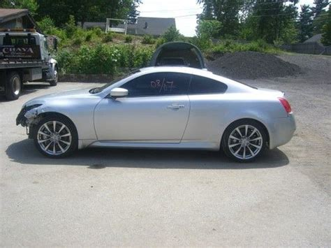 2008 infiniti g37 sport coupe sell used 2008 infiniti g37 sport coupe 2 door 3 7l in