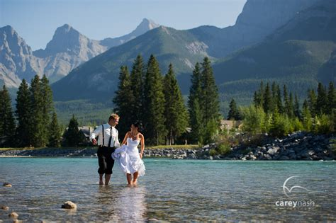 Wedding Canada by Canadian Rockies Wedding Carey Nash Photography
