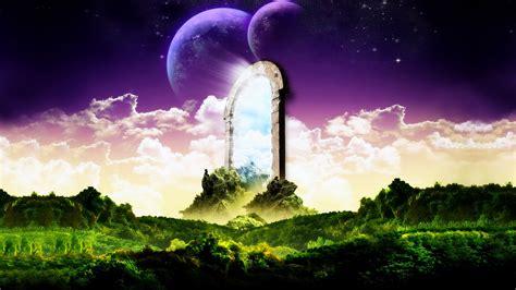 Fantasy World Hintergrundbild   1920x1080 HD   Kostenlose