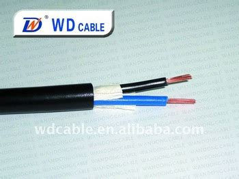 pvc cord pvc low voltage electric wire color code